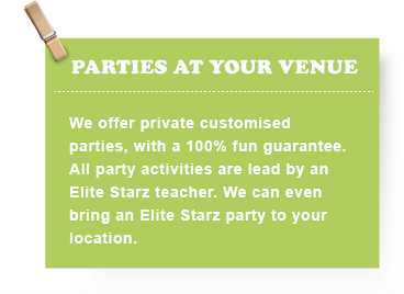 Party for your venue